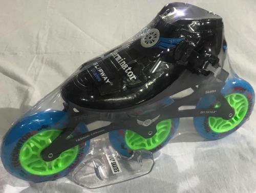 Complete Inline Skate Set With Terminator