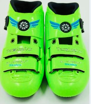 Inline Shoe Green