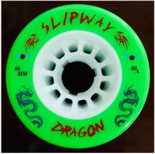 Slipway Dragon Green